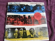 """THE POLICE """"Synchronicity"""" KC-600 Audiophile VINYL LP 1983 + flyer + Wrapped"""