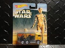 Hot Wheels Star Wars Hiway Hauler w/Real Riders