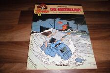 Henk Kuijpers -- FRANKA # 2 // das GEISTERSCHIFF / Carlsen 1. Auflage 1986