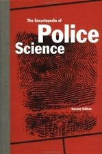 The Encyclopedia of Police Science, Second Edition (Garland Reference -ExLibrary