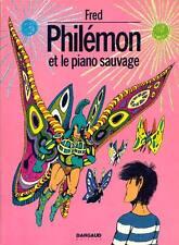 Philémon et le piano sauvage.FRED      CB6E