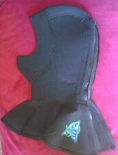 Deep See Solid Black Neoprene Size Small
