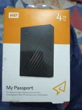 4TB Portable Hard Drive with 1500 free Movies Included! Just Plug & Play!!!