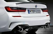 GENUINE BMW M PERFORMANCE 3 SERIES BUMPER TRIM - NEW - OEM - 51192455856