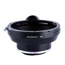 Objektivadapter für Pentax K/PK Kamera