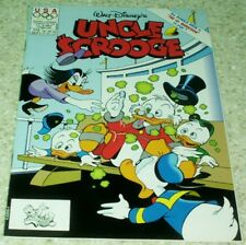 Walt Disney's Uncle Scrooge 270, NM- (9.2) Magica: The Ten Cent Marathon!