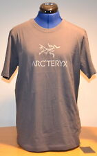 ARC'TERYX Men's Arc'Word Short Sleeve T-Shirt (Pilot) Medium