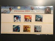Royal Mail 2004 GB Presentation Pack #365 MNH Christmas