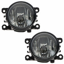 OEM NEW Front Right Left Fog Light Lamp Replacement Set Ford Lincoln 4F9Z15200AA