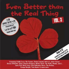 Even Better Than the Real Thing Vol. 3 - Songs of U2 - Double CD Various Artists