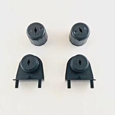 IKEA Besta #141413 & 141414 Wall Spacers 2 Sets (4 pcs)