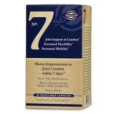 Solgar No. 7 Join Support, 90 Vegetable Capsules FREE US SHIPPING Made In USA