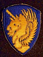 Korean War Era US Army 13th Airborne Infantry Division SSI Shoulder Patch Orig.