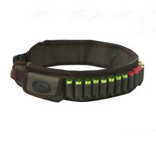 Tourbon Bandoliers Cartridge Belt Holder Ammo Shell Pouch Shotgun Tactical Green
