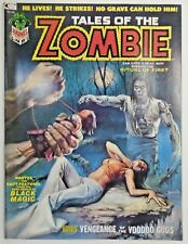 mm Tales of the Zombie (1973) #3vf/nm Boris Cover