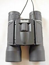 Bushnell 10x25 Powerview Roof Prism Binocular Rubber Covered