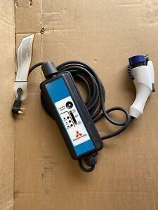 Original Mitsubishi PHEV and Outlander plug in hybrid Universal Charger (NEW).