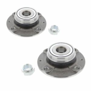 For Citroen Saxo 1996-2003 Rear Wheel Bearing Kits Pair