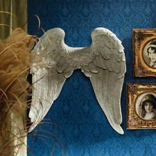 Guardian Angel Wings Victorian Wall Sculpture 26""