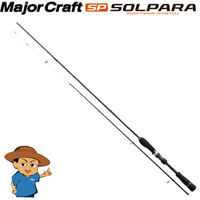 "Major Craft SOLPARA SPX-T682AJI 6'8"" fishing spinning rod 2018 model"