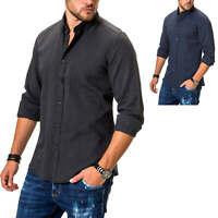 Antony Morato Herren Langarmhemd Businesshemd Hemd Herrenhemd Business SALE %