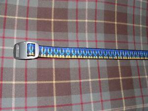 Croakies Artisan 2 Belt w Bottle Opener-Ice Tye Dye