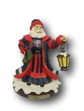 MN Twins Olde World Santa Figurine-4th In A Ltd. Series-Officially Lic. MLB