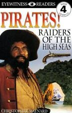 DK Readers: Pirates: Raiders of the High Seas (Level 4: Proficient Readers)