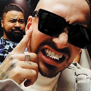Oversized Square Big Royale Evidence Thick Billionaire Luxury Sunglasses Hip Hop