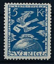 [34475] Sweden 1924 UPU Good RARE stamp Very Fine MH Value $365