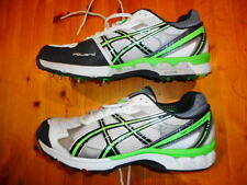 ASICS GEL-200 NOT OUT CRICKET SHOES/SPIKES MEN SIZE US 12 EXCELLENT CONDITION