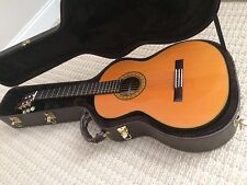 Kazuo Yairi CYM95 All Solid Wood Classical Guitar Alvarez