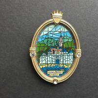 Cinderella Window Sleeping Beauty Castle Hong Kong Disneyland - Disney Pin 38996