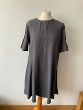 Phase Eight Grey Shift Smock Dress Size 14
