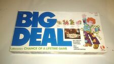 Vintage 1977 BIG DEAL Boardgame 100% COMPLETE IN GREAT CONDITION
