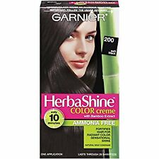 Garnier Black Hair Color Products with Ammonia-Free | eBay