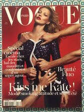 VOGUE PARIS 917 Mai 2011 Kate Moss par Mert Alas & Marcus Piggott Mode Fashion