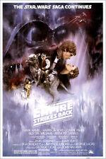 Star Wars The Empire Strikes Back Poster MVC FP1417 *New* 64.5cm x 91+cm (2004)