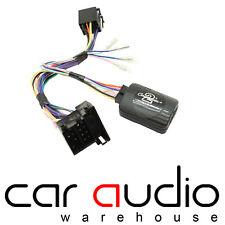 Chrysler Delta 2011 On BLAUPUNKT Car Stereo Radio Steering Wheel Interface Stalk