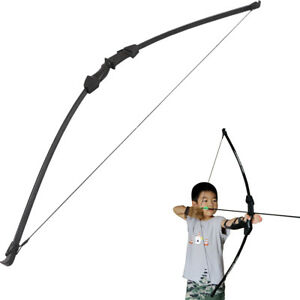 "Archery 15lb Takedown Bow 45"" Children Youth Hunting Target Practice Recurve Bow"
