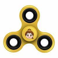 BELLE Disney Princess Emoji 3 Way Diztracto Fidget Spinner - CLOSEOUT