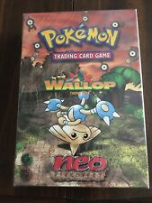 Pokemon Trading Card Game Wallop Theme Deck FACTORY SEALED BRAND NEW MINT