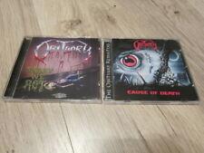 Obituary 2CD Set Slowly We Rot and Cause Of Death w. bonus trks.