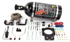 Nitrous Outlet Pontiac 05-06 GTO LS2 90mm Plate System (10lb Bottle)
