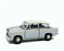Vanguards 1:43 Ford Anglia Pale Blue White top No Box