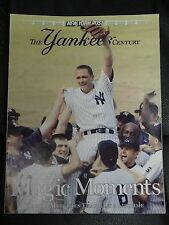 2003 NEW YORK POST THE YANKEES CENTURY - FALL CLASSICS PART 6: MAGIC MOMENTS