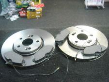 RENAULT MEGANE SCENIC RX4 MK1 MINTEX FRONT BRAKE DISCS PADS 280MM