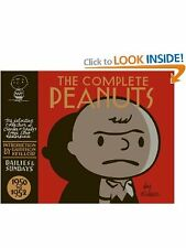 """The Complete """"Peanuts"""" 1950 -1952: Volume 1: 1950 to 1952 [Hardcover]"""
