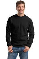 New Men's Hanes Comfortblend EcoSmart Crew Sweatshirt Long Sleeve Crewneck S-5XL