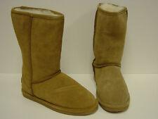 NEW Womens Sz 5 LUGZ Zen Hi WEARS-772 Chestnut Boots Shoes